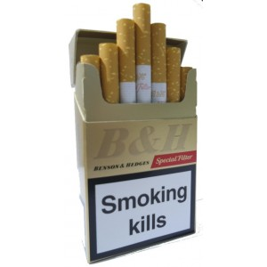 Cigarette Box Astrology Image