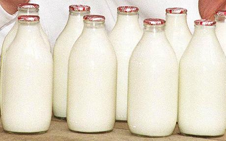 CONSUMER Milk 1